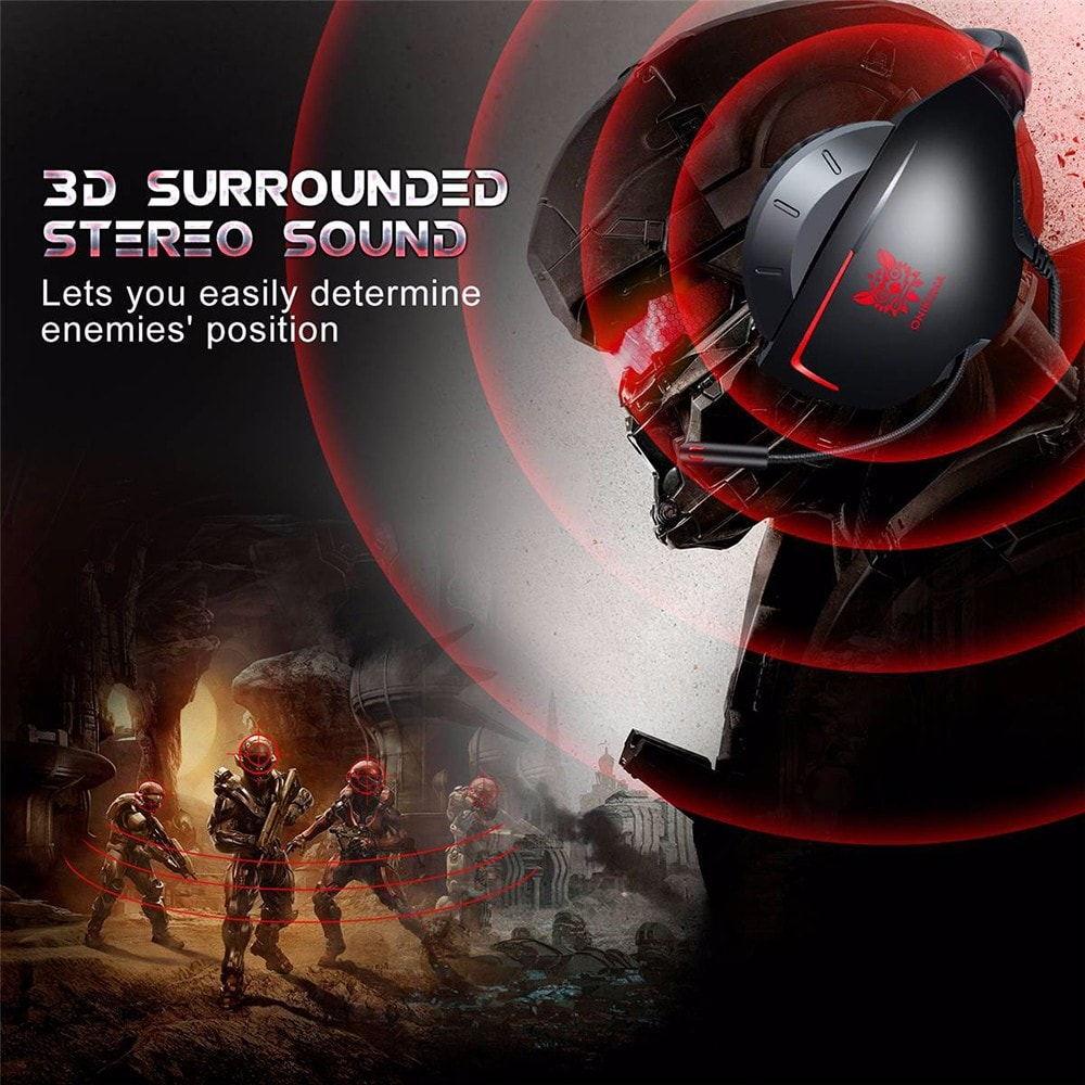 best onikuma k7 gaming headset