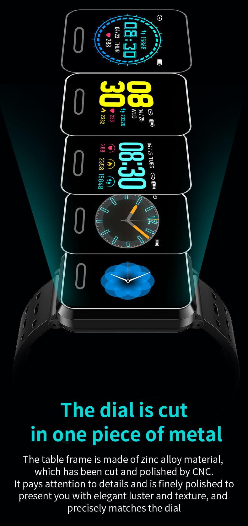 best p2 smartwatch