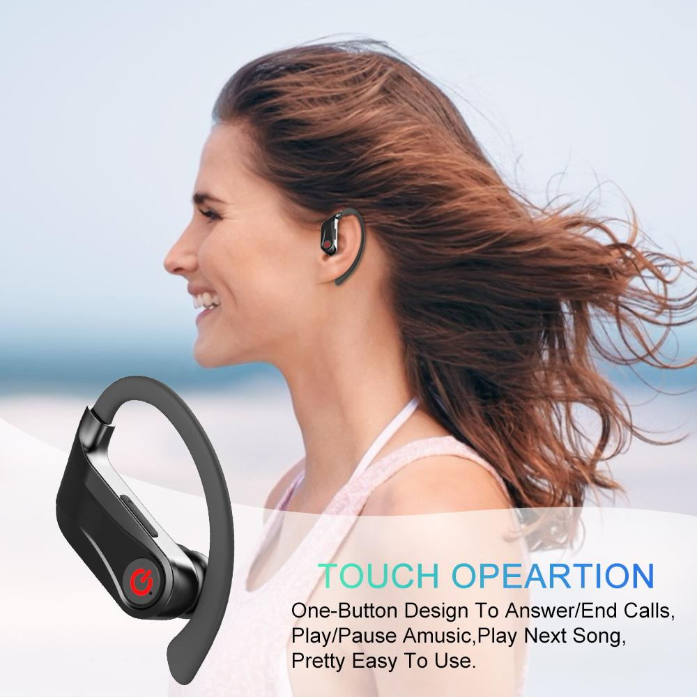 power hbq pro tws earphones