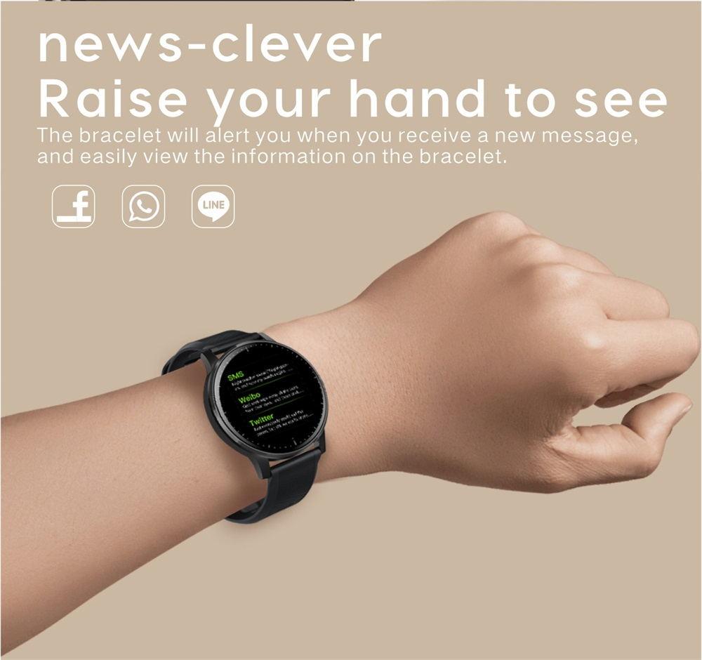 new q20 sport smartwatch