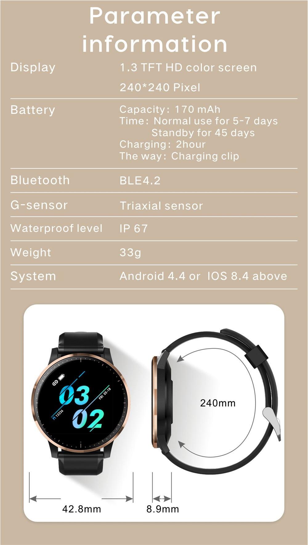 q20 sport smartwatch review