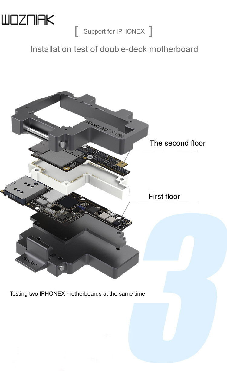 qianli isocket motherboard function tester for sale