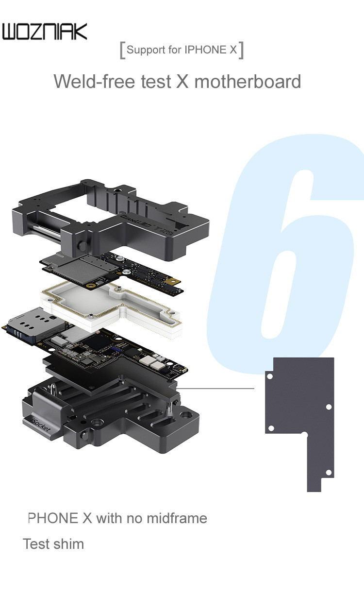 qianli isocket motherboard function tester hotsale