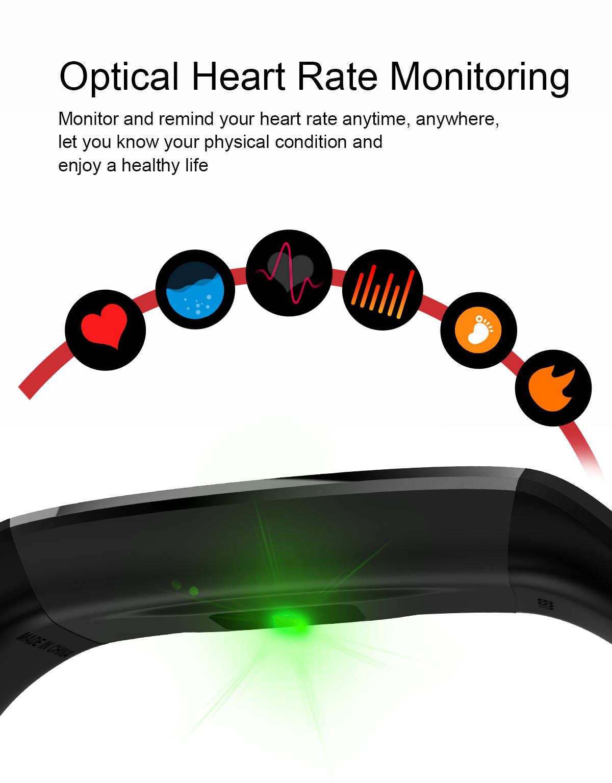 r10 sports smart bracelet review