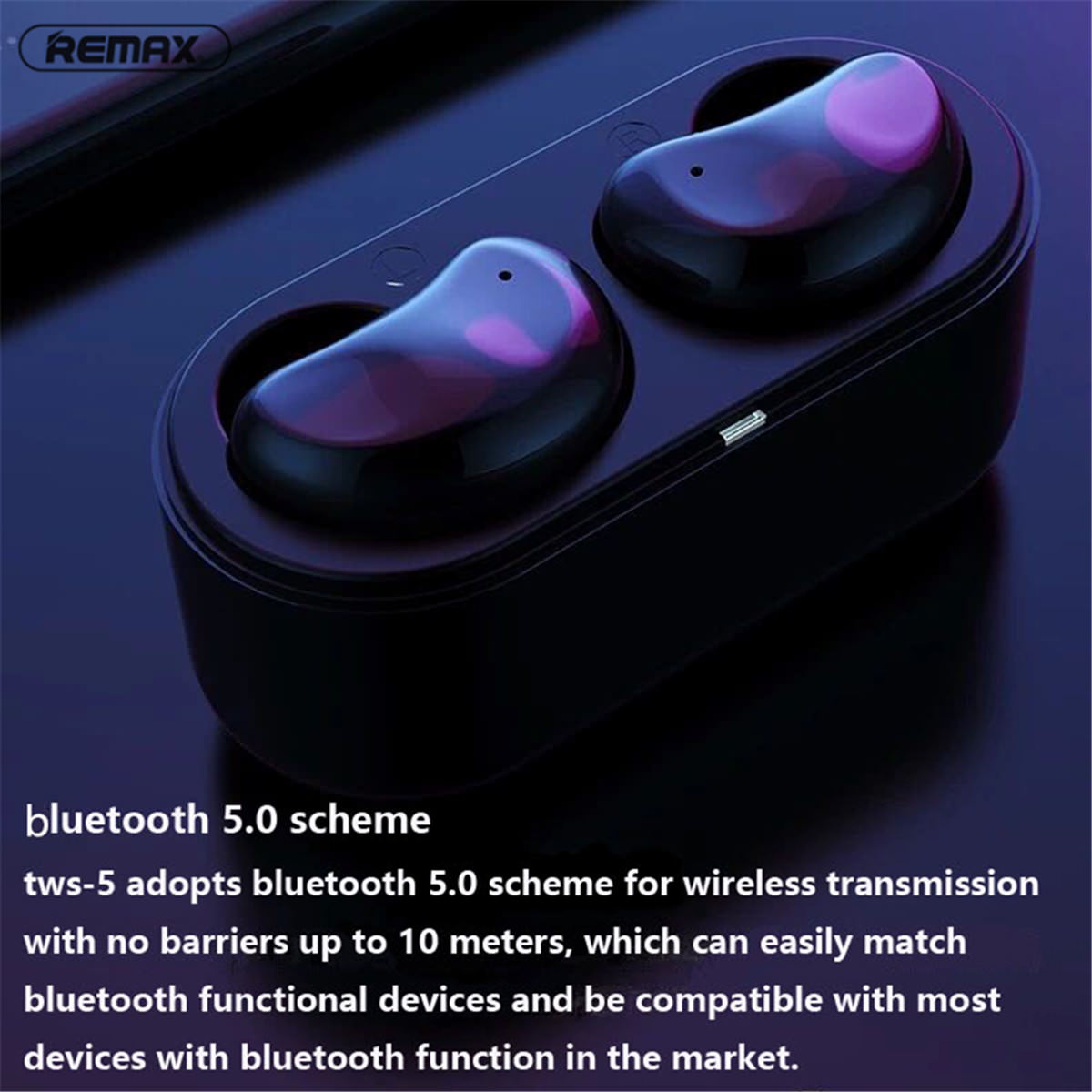 buy remax tws-5 earphone
