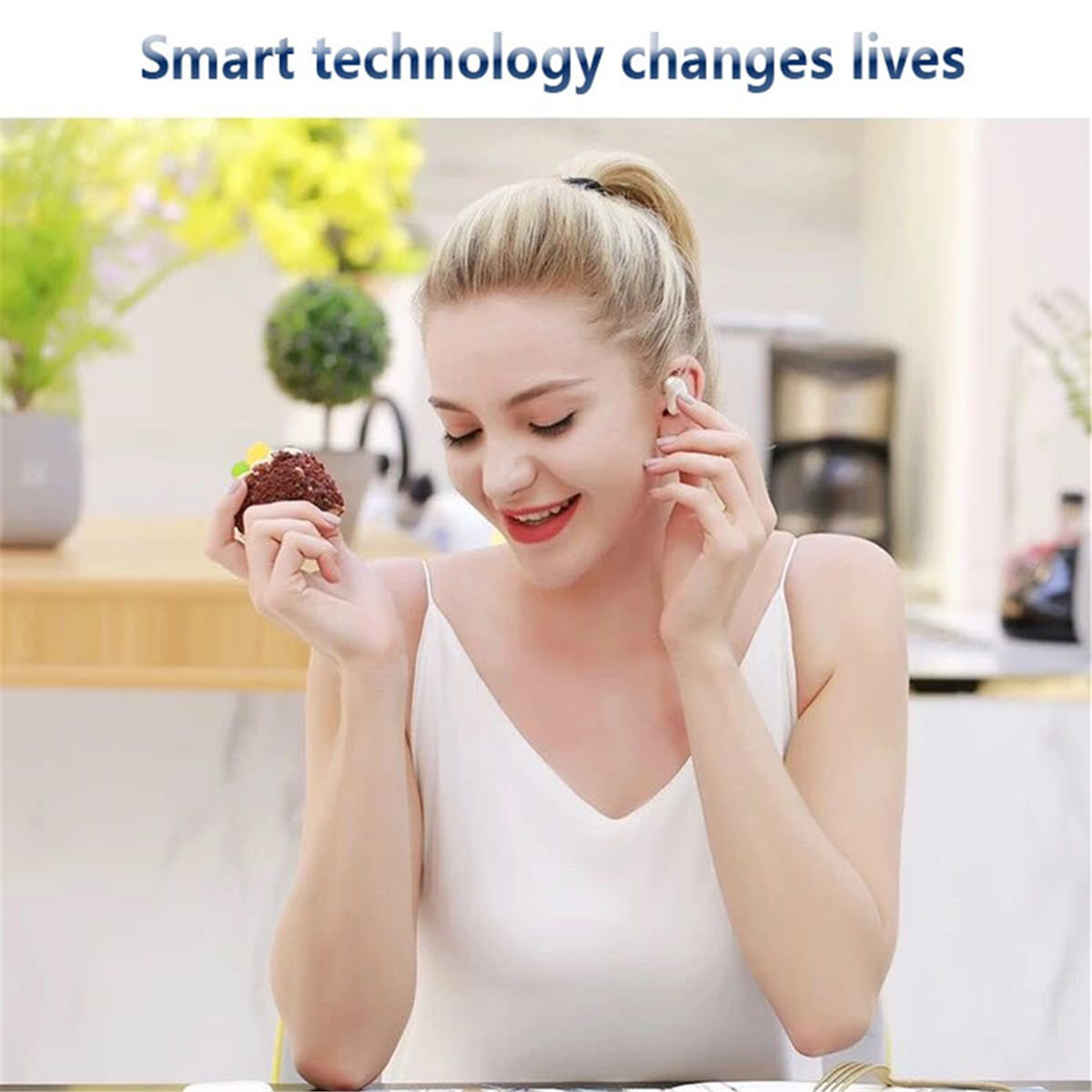 remax tws-5 bluetooth earphone