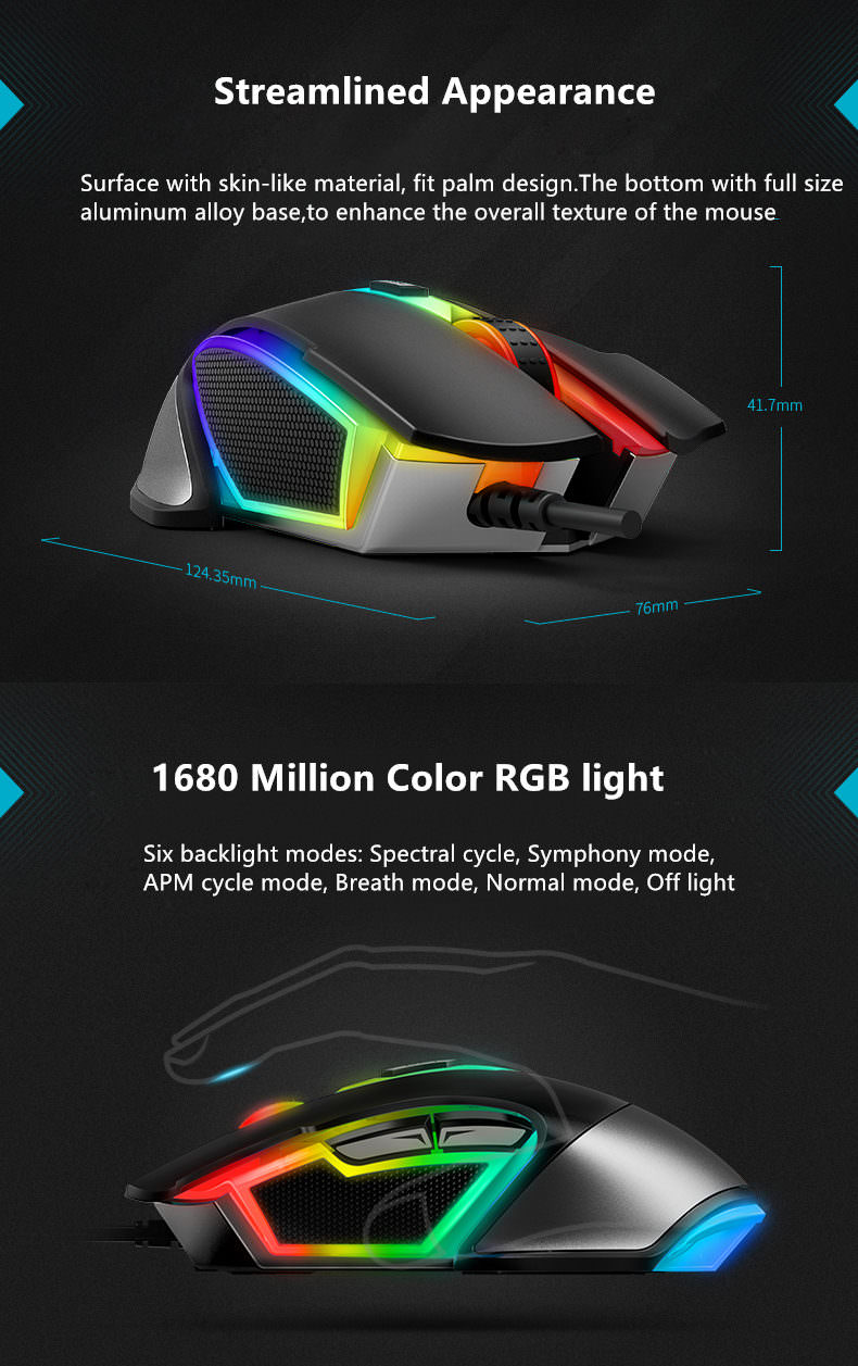 buy rapoo v302 optical gaming mouse