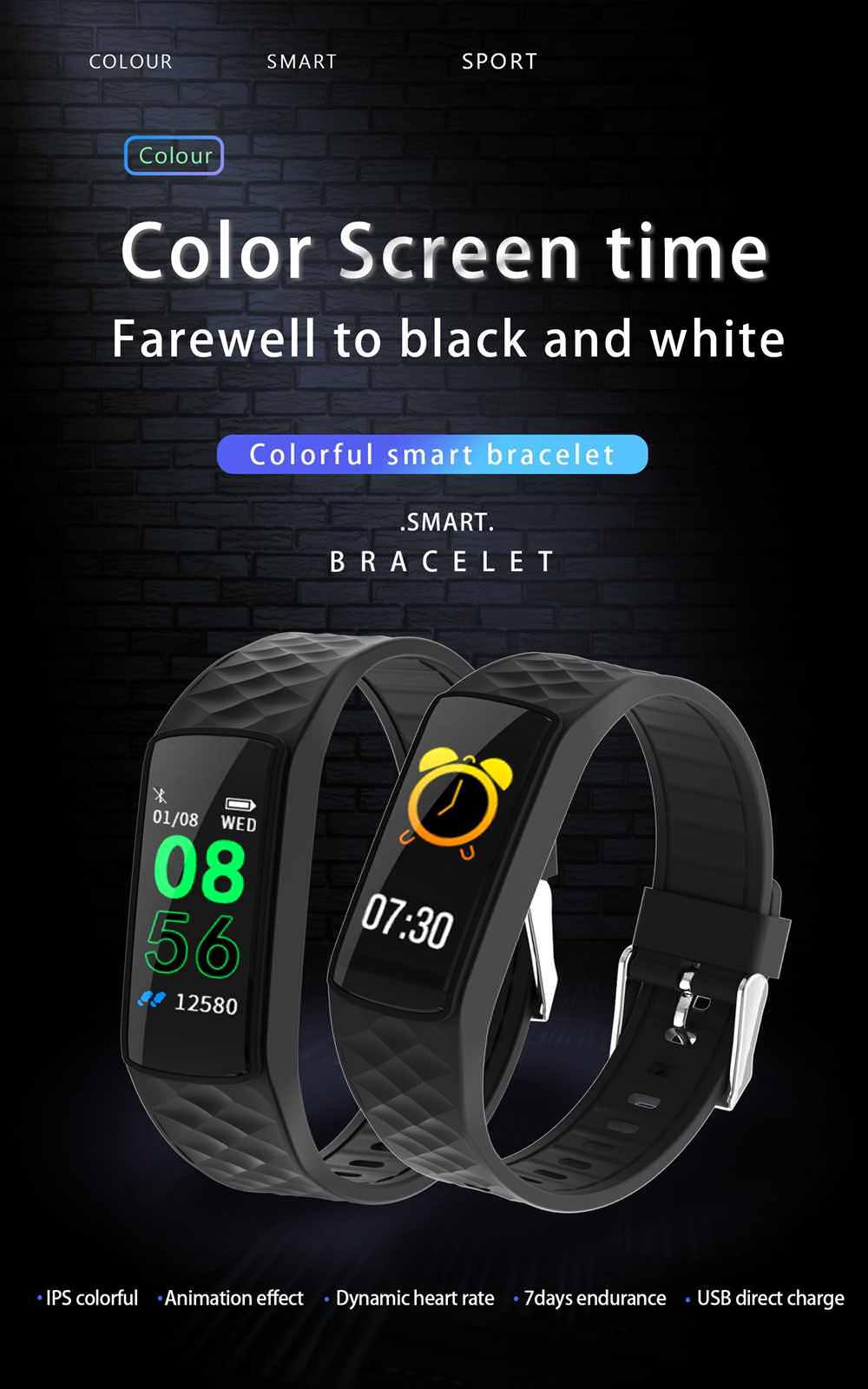 sn66 smart wristband