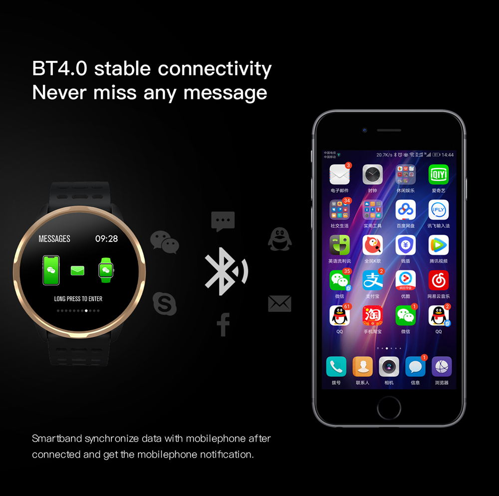 sn67 big screen smartwatch