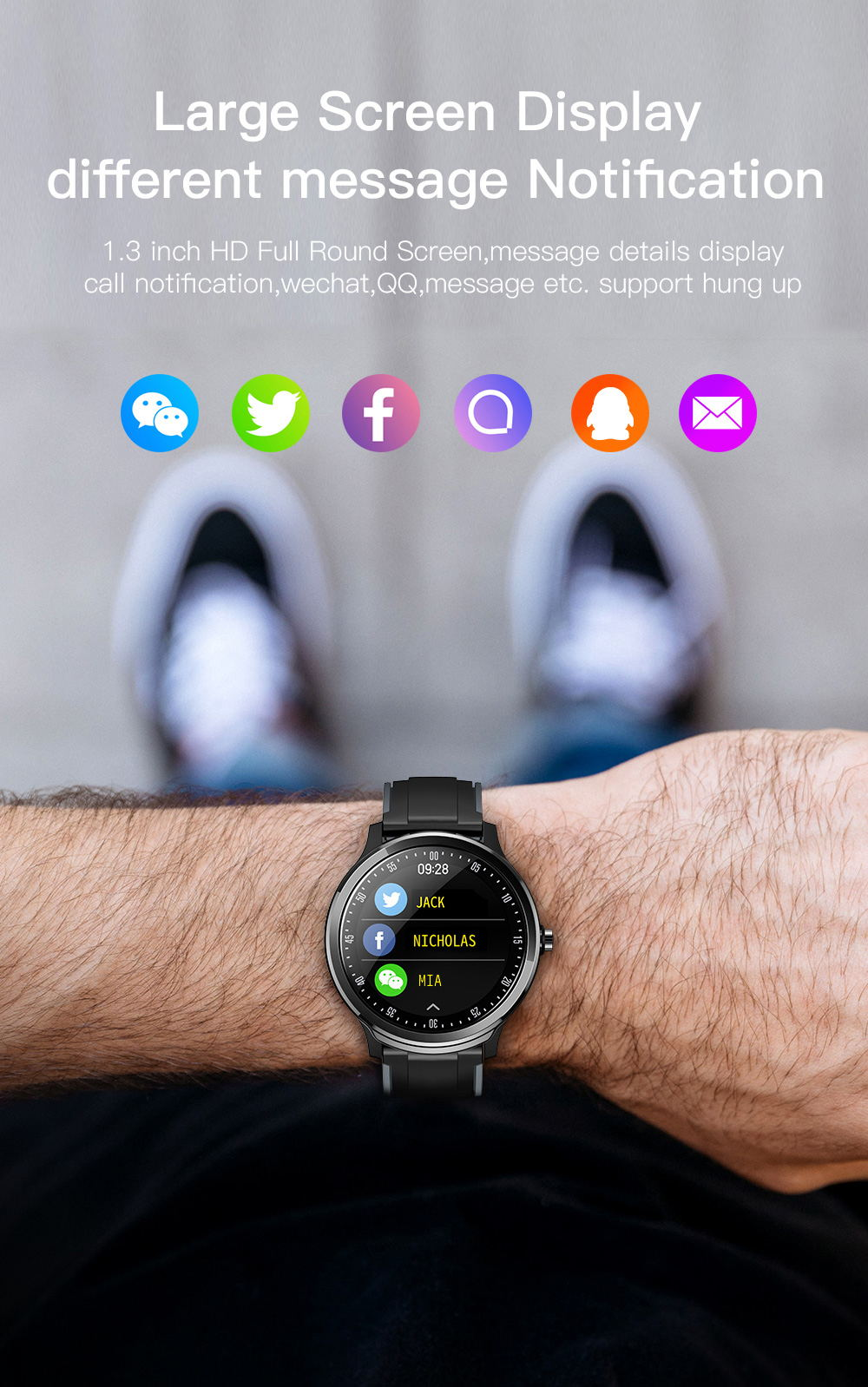 hotsale sn80 sports smartwatch