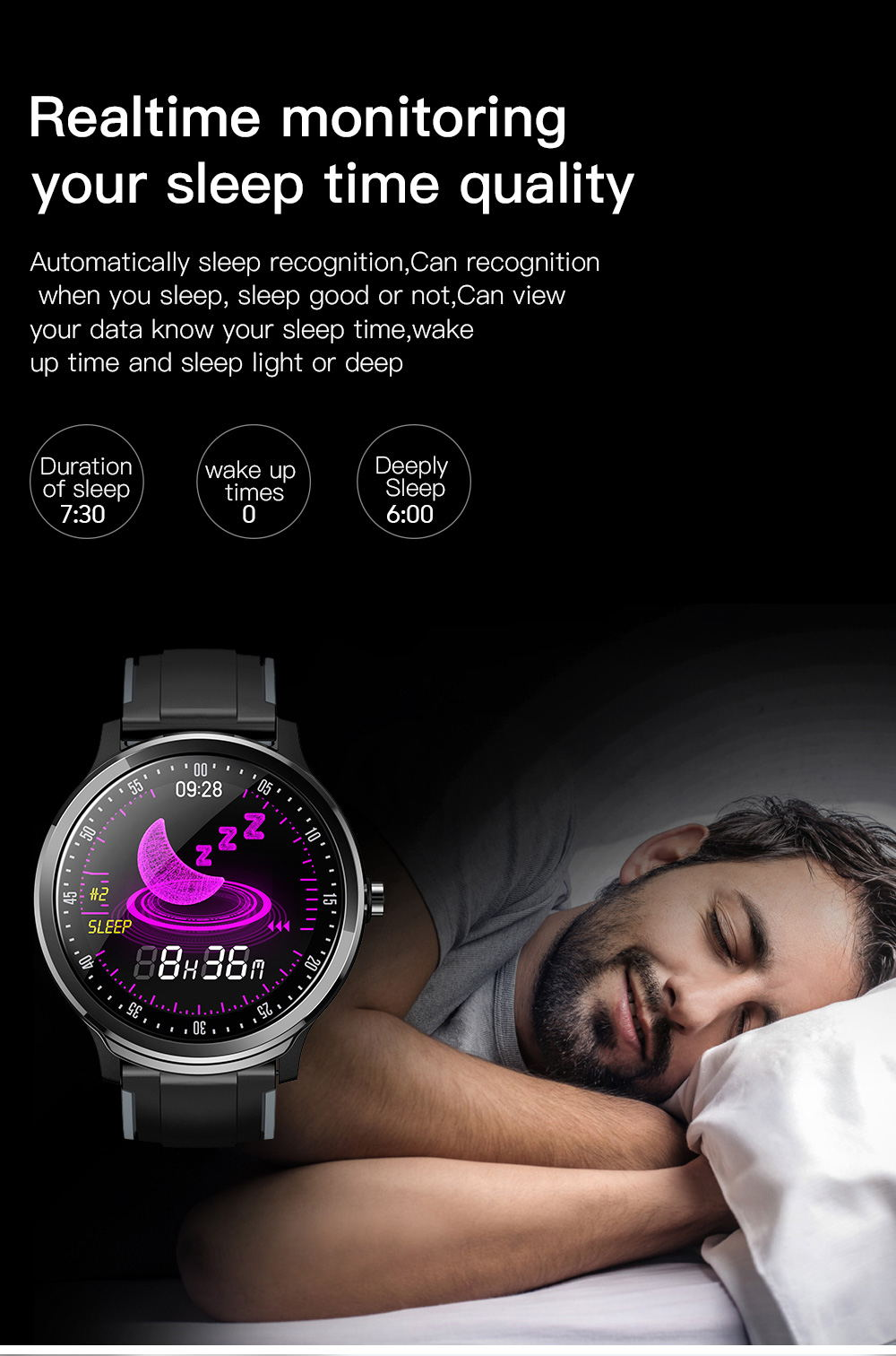 sn80 touch screen smartwatch