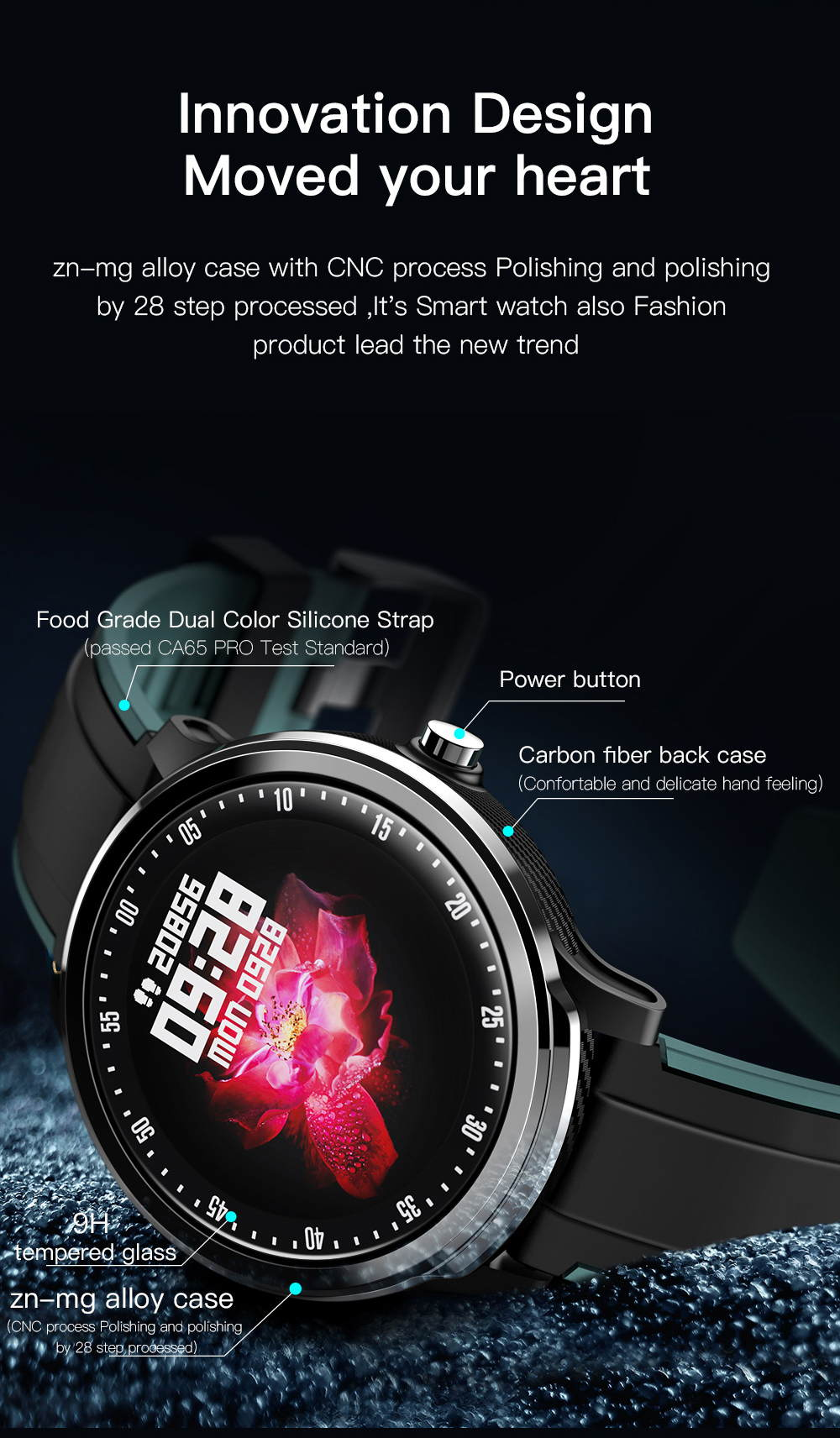 cheap sn80 bluetooth smartwatch