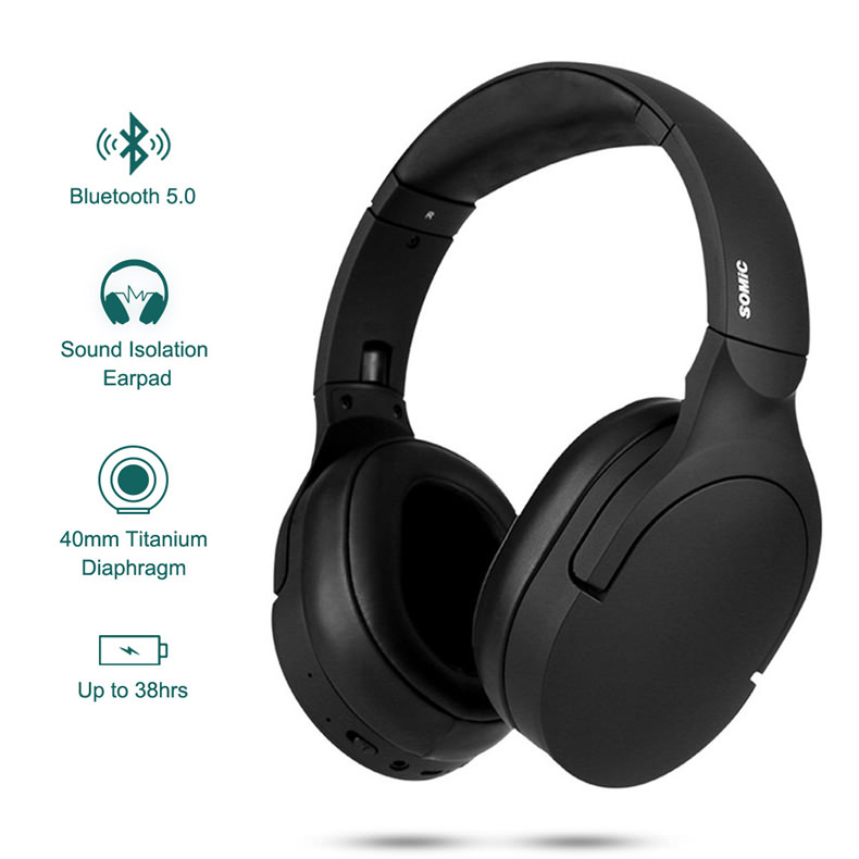 buy somic sc2000bt wireless headphone