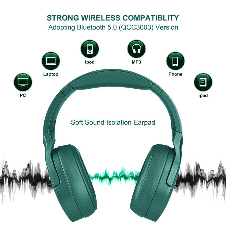 somic sc2000bt bluetooth headphone