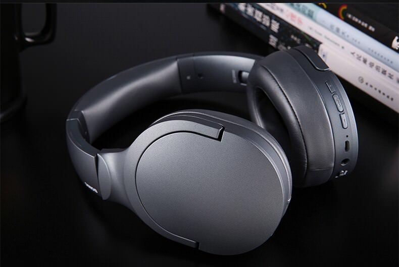 somic sc2000bt wireless bluetooth headphone