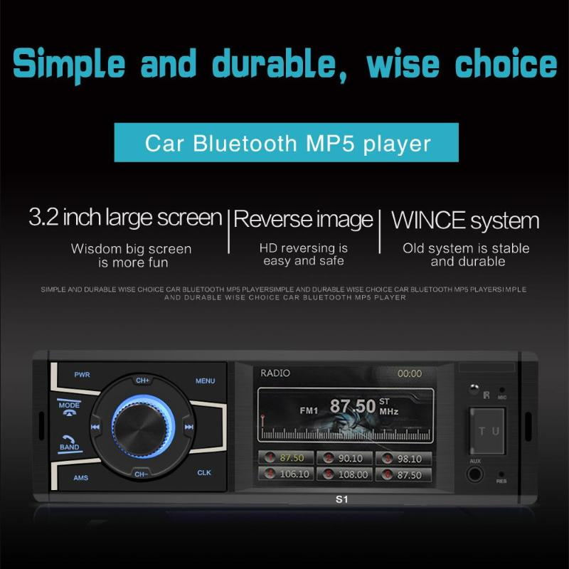 2019 swm s1 car mp5 player