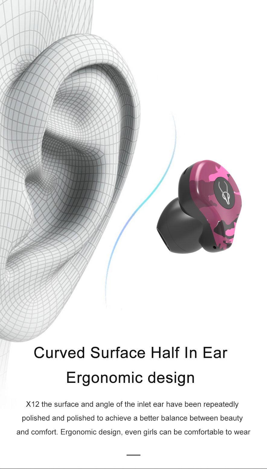 2019 sabbat x12 ultra earbuds