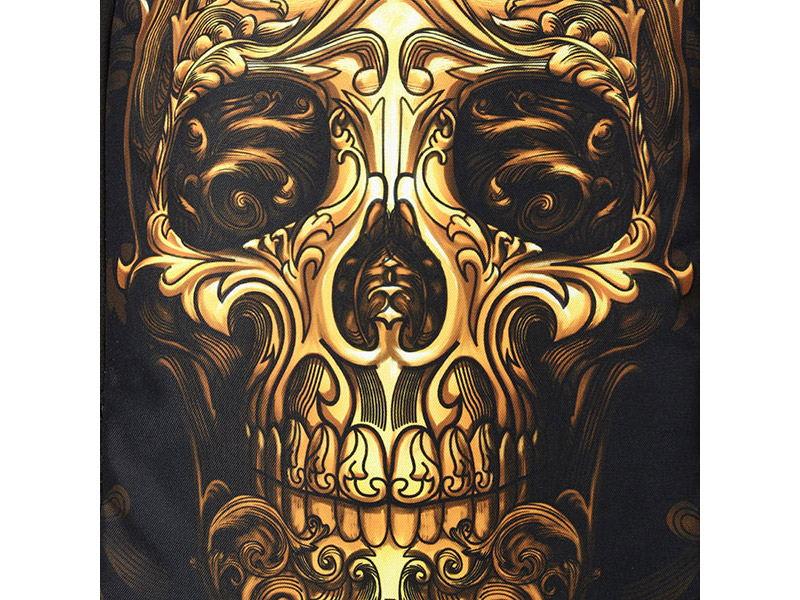 buy skull pattern 12l backpack