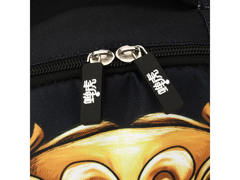 new skull pattern 12l backpack