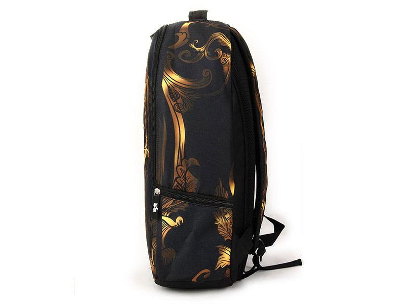 2019 skull pattern multifunctional backpack