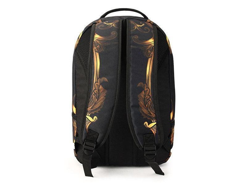 new skull pattern multifunctional backpack