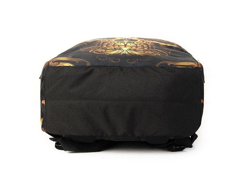 hotsale skull pattern multifunctional backpack