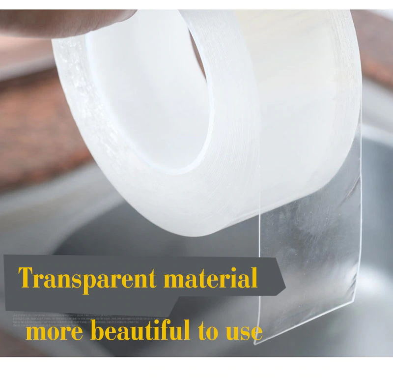 self-adhesive transparent tape for sale