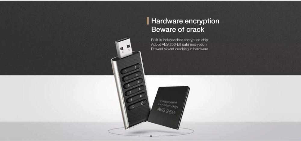 teclast keystroke flash drive