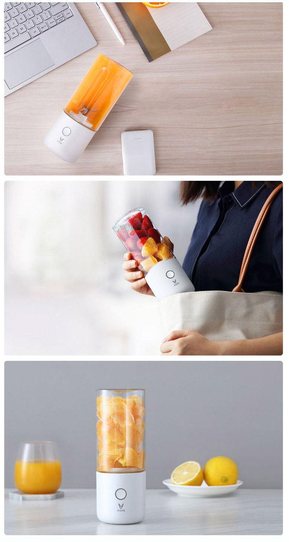 buy xiaomi viomi vbh129 350ml juicer