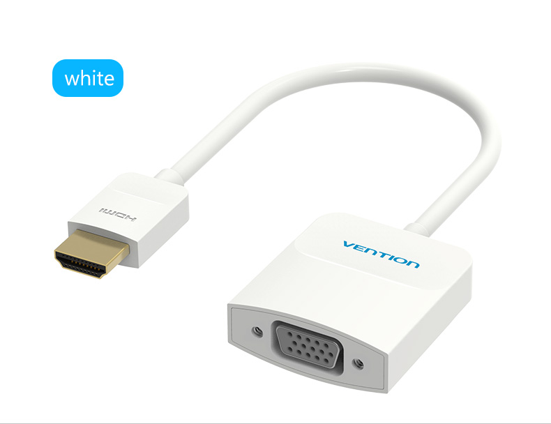 buy vention acfbb 1080p hdmi to vga adapter