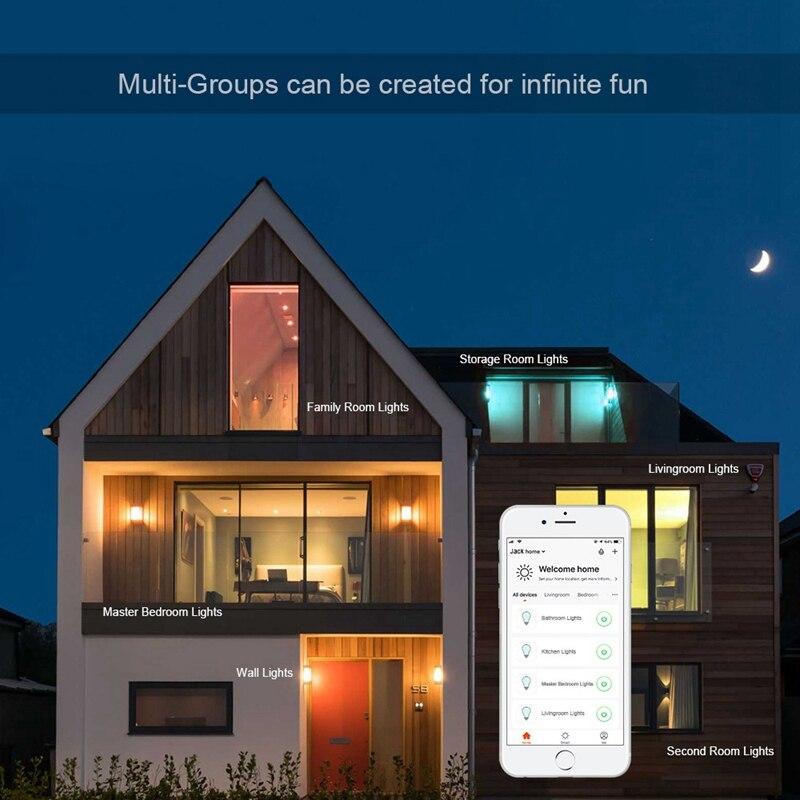 w41 wifi smart 900 lumens light bulb for sale