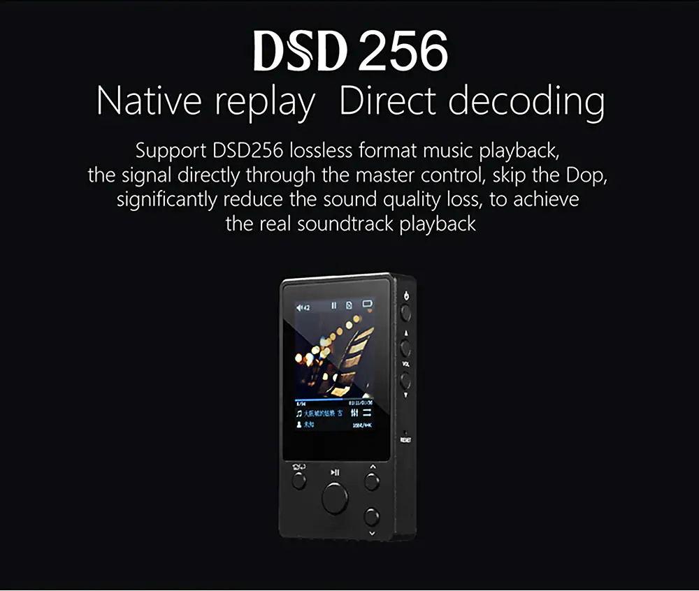 xduoo nano d3 hifi music player for sale