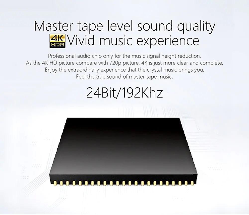 new xduoo nano d3 hifi music player