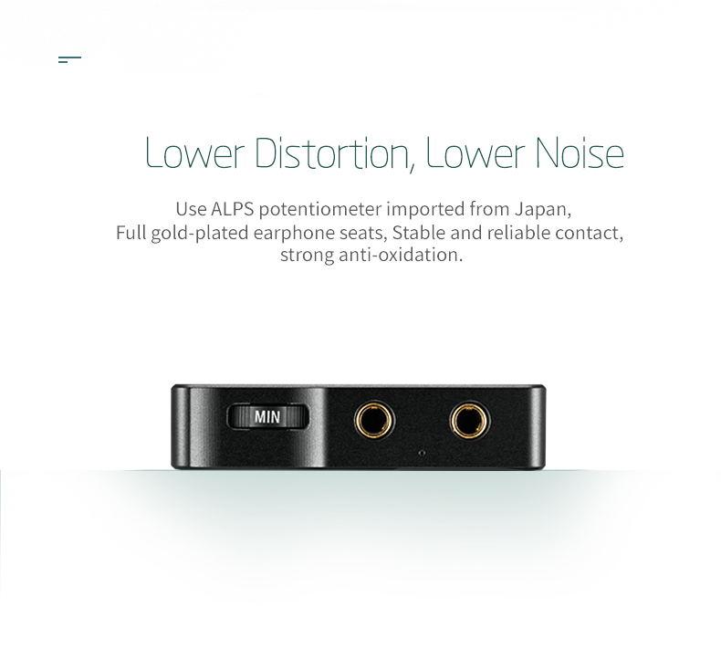 2019 xduoo xq-20 headphone amplifier