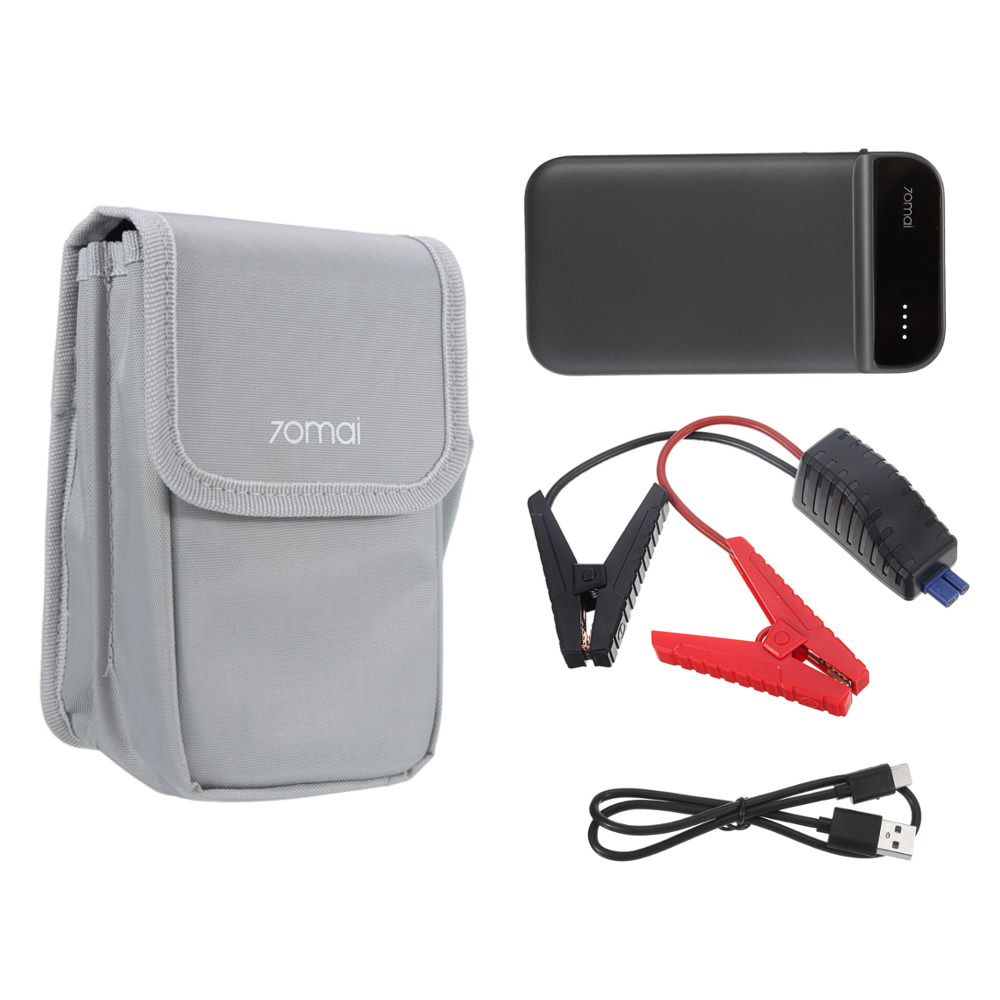 buy xiaomi 70mai ps01 car jump starter power bank