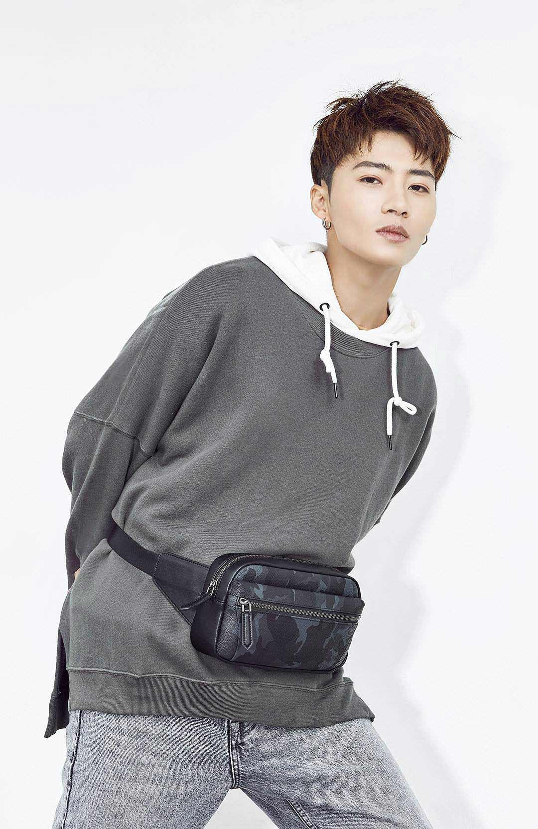 new xiaomi vllicon camouflage waist pack