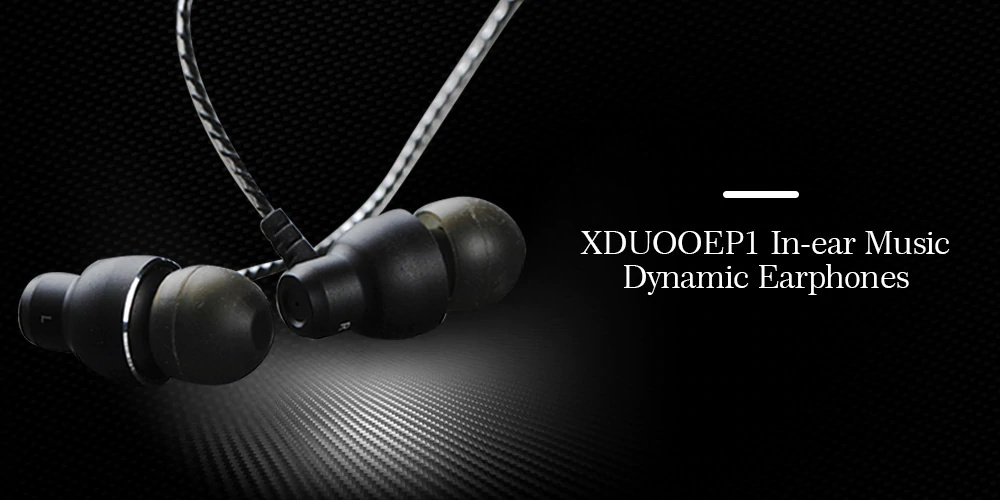 xduoo ep1 stereo earphone