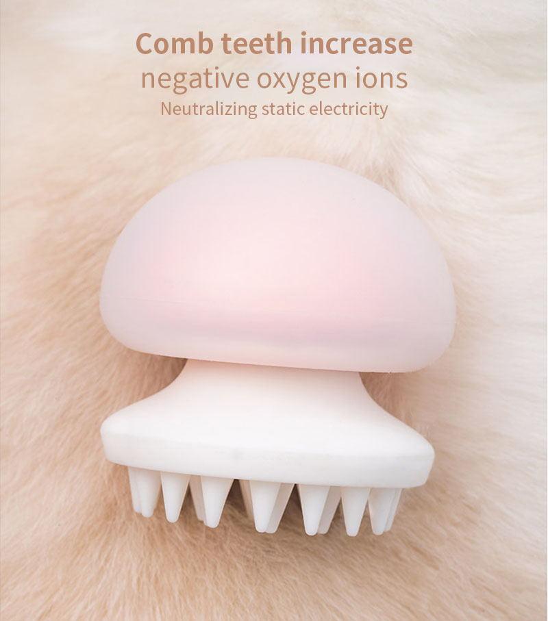 new xiaomi furrytail pet massager comb