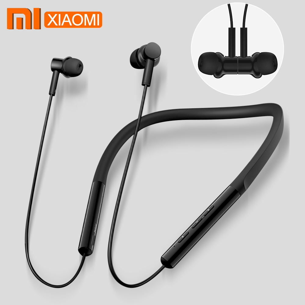 xiaomi lyxqej03jy noise reduction collar earphone