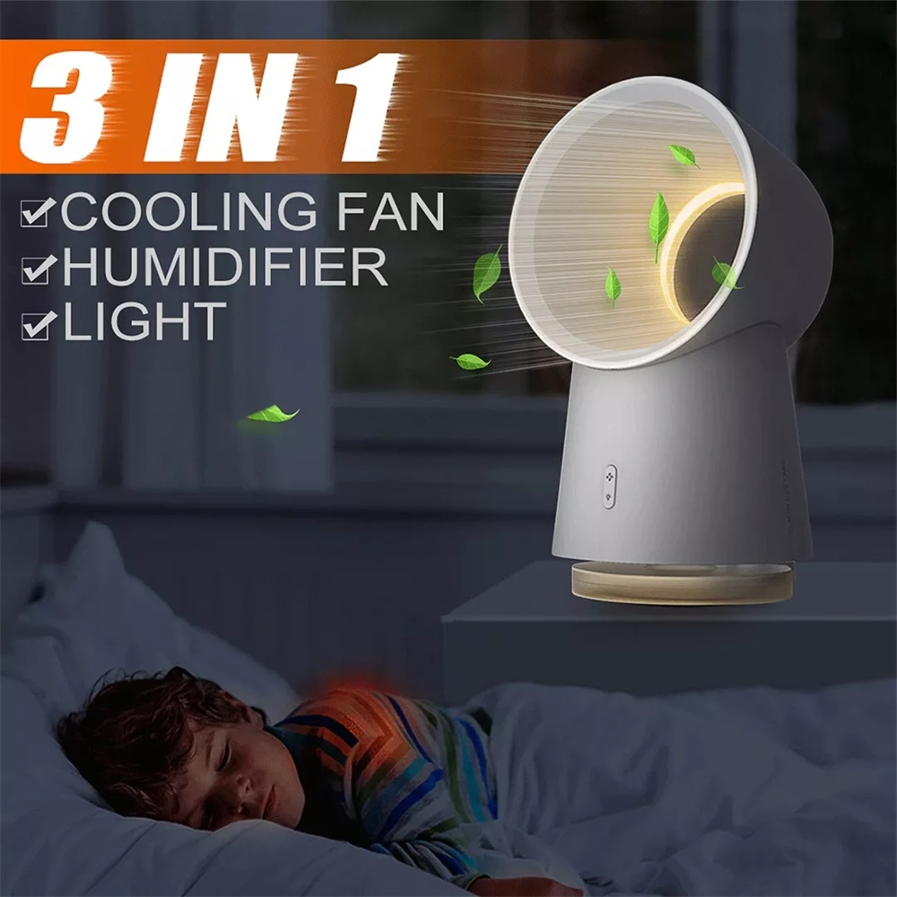 xiaomi 3 in 1 mini cooling fan