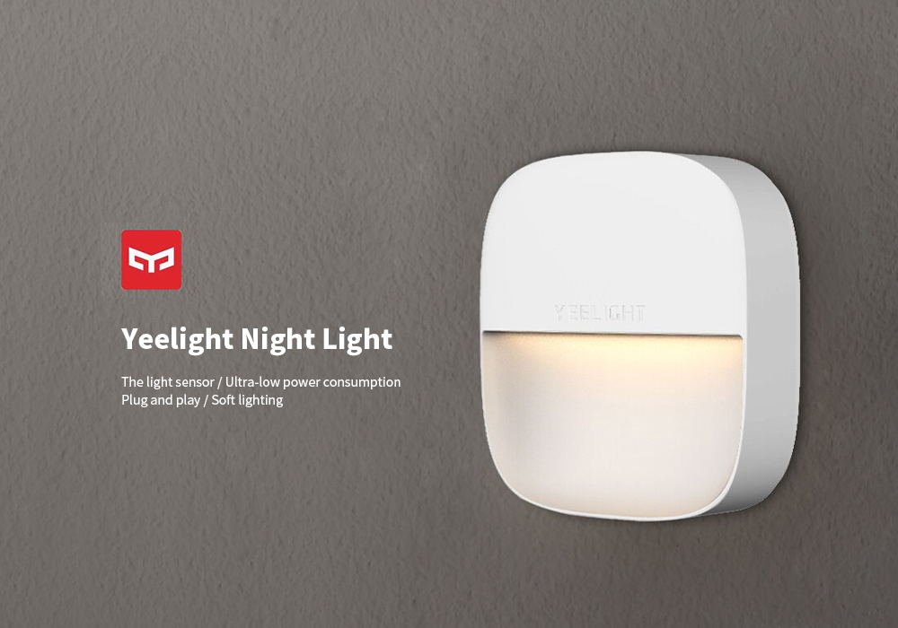 xiaomi yeelight ylyd09yl square night light