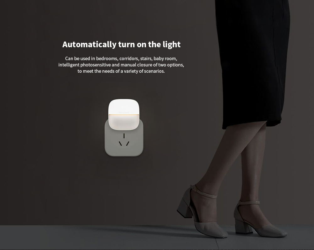 buy xiaomi yeelight ylyd09yl square night light