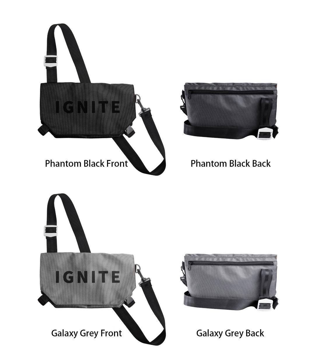 new xiaomi ignite sports shoulder crossbody bag