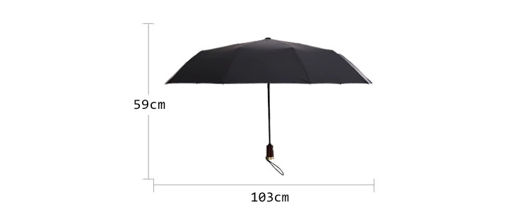 new ys-332 automatic umbrella