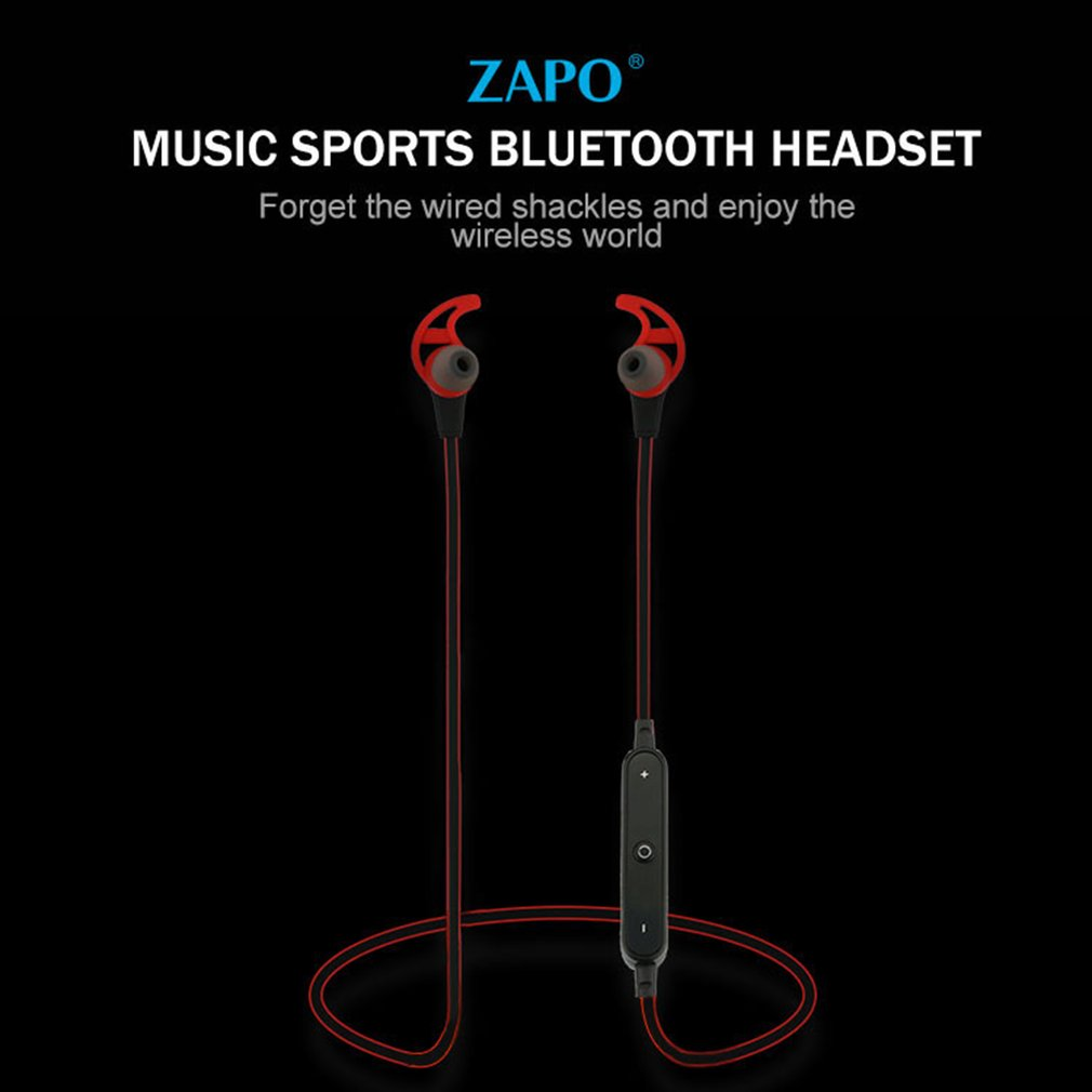 buy zapo bt67 sports bluetooth earphone