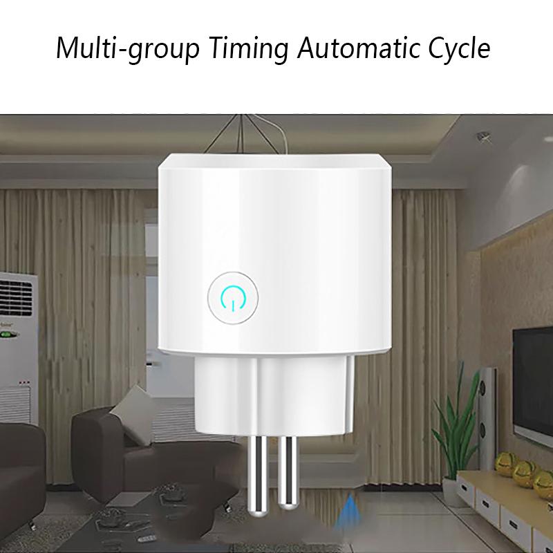 zapo w31 smart socket eu plug for sale