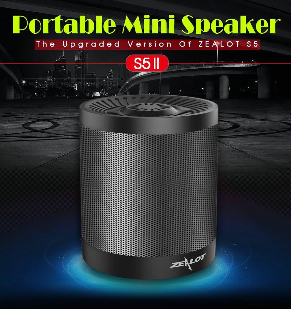 zealot s5 2 bluetooth speaker