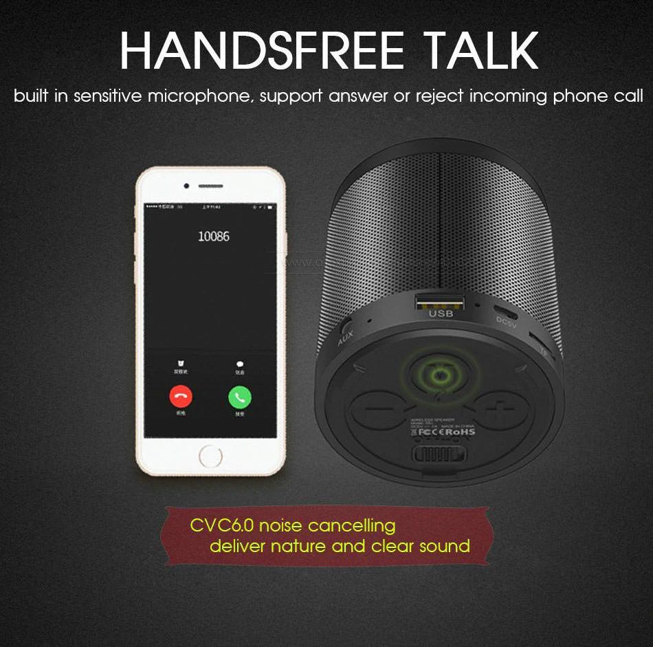 new zealot s5 2 bluetooth wireless speaker