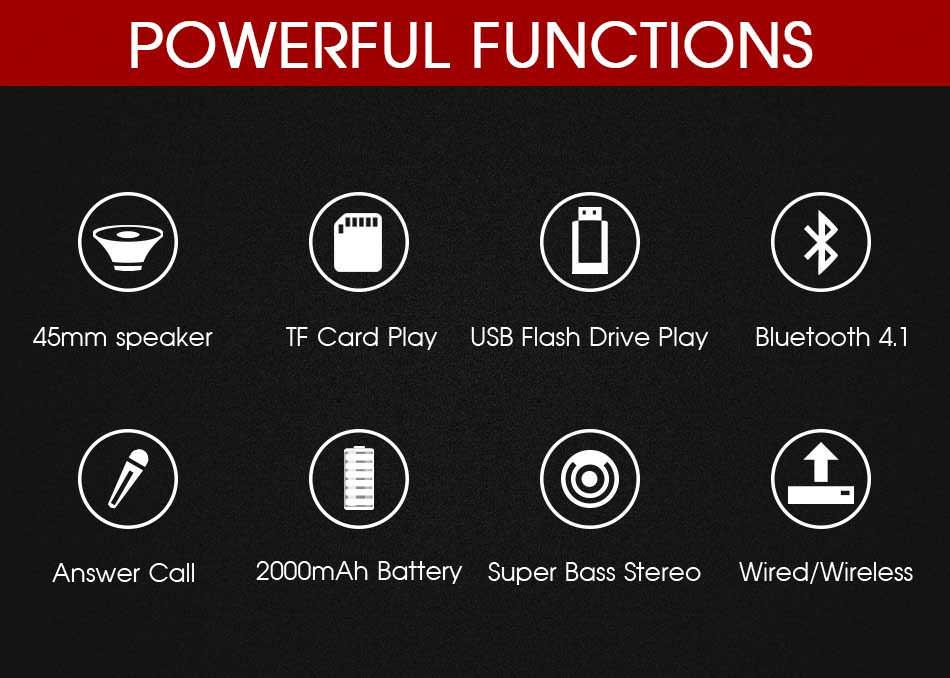 new zealot s5 2 bluetooth speaker