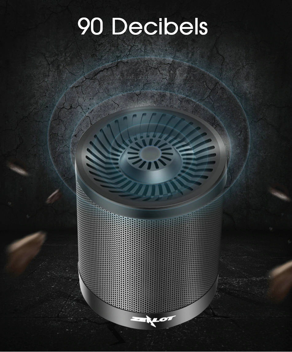 zealot s5 2 bluetooth speaker 2019